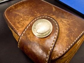 長い財布の布団